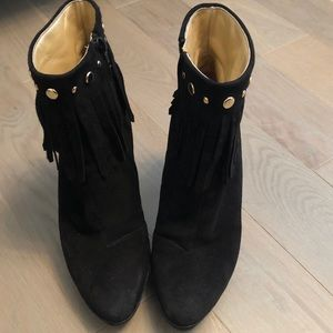 DAVIDS ankle booties size 40